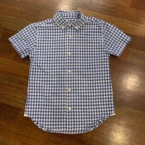 J Crew (Crewcuts): Boys Size 6-7 button dress shir